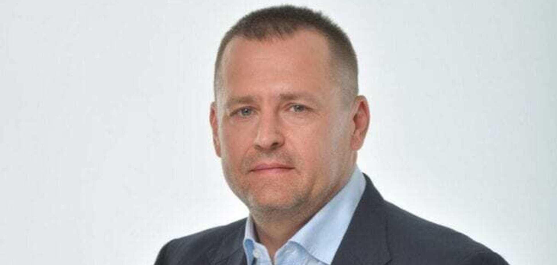 Филатов зарегистрирован первым кандидатом на выборы в мэры Днепра. Фото: Наше місто