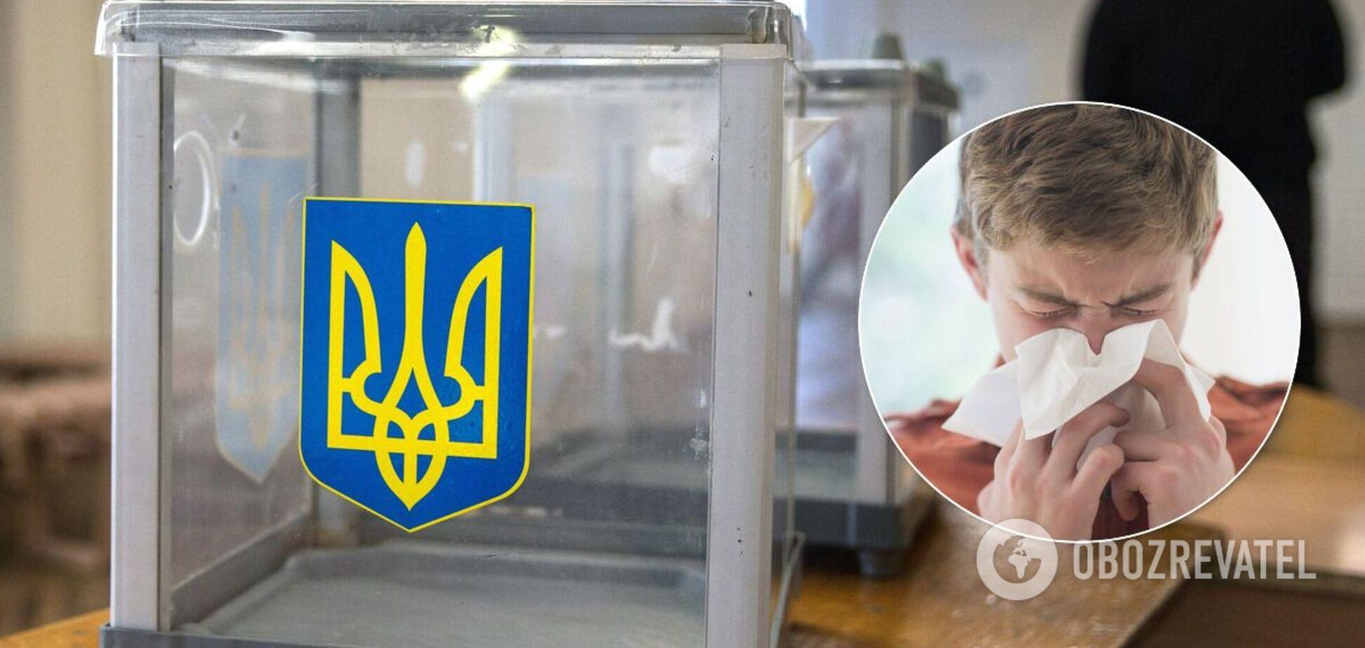 Голосовать на выборах c коронавирусом возможно на дому