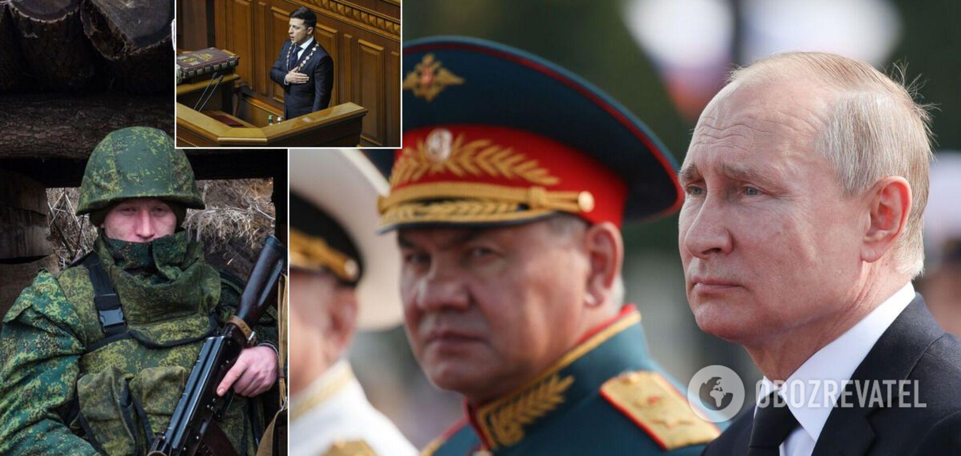 Військовий експерт: у Росії є стратегія тиску на Україну, Зеленський став заручником