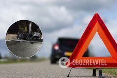 В результаті ДТП в Запоріжжі загинуло троє людей