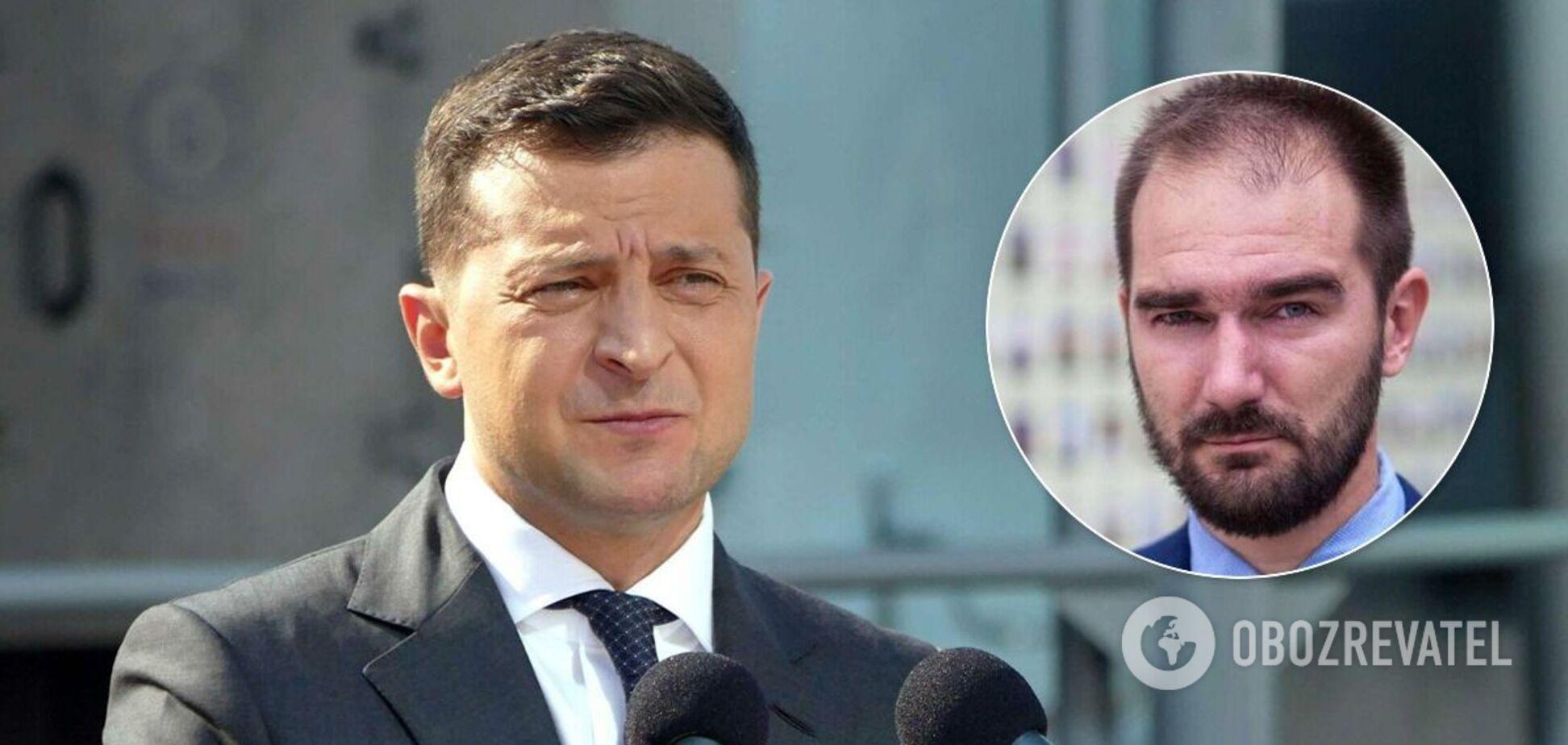 Зеленский прокомментировал дело нардепа Юрченко
