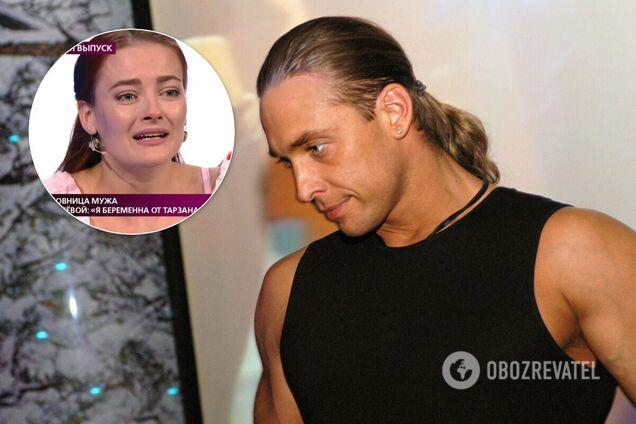 Коханка Тарзана зробила тест на вагітність в ефірі телешоу