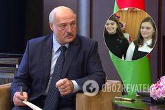 Внучки Лукашенко следом за его сыном забрали документы из лицея – СМИ