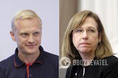 Деркач заявил об отношениях Шабунина с Кристиной Квин: что о ней известно