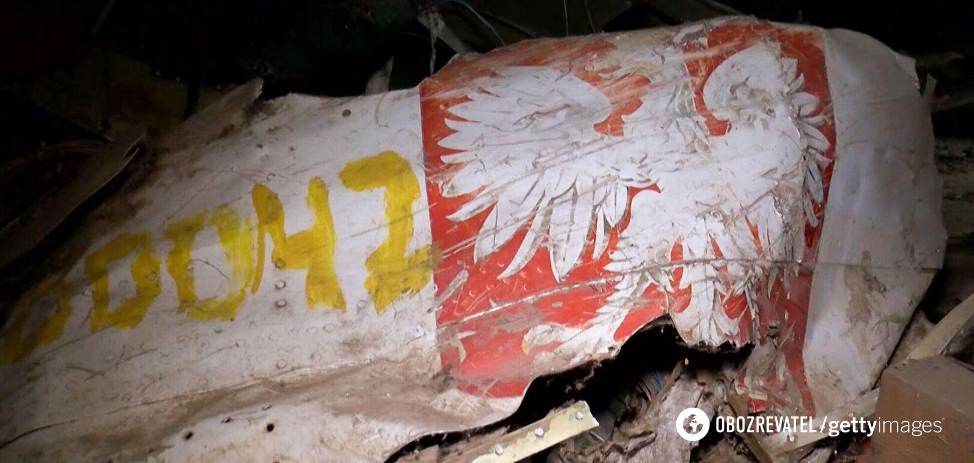 Польща зажадала арешту російських диспетчерів, які працювали в день катастрофи літака Качинського