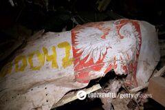 Польша потребовала ареста российских диспетчеров, работавших в день крушения самолета Качиньского