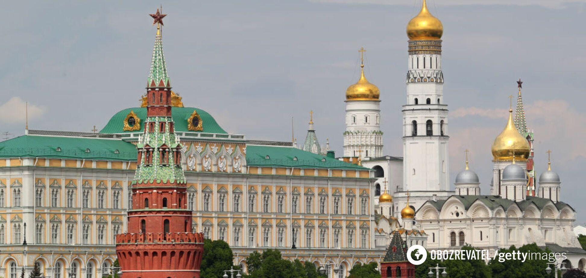 Истерика Кремля как индикатор правильных действий Украины