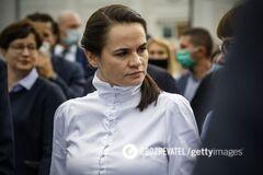 Тихановская рассказала о школьном сочинении сына