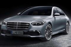 Стали известны первые цены нового Mercedes S-Class W223