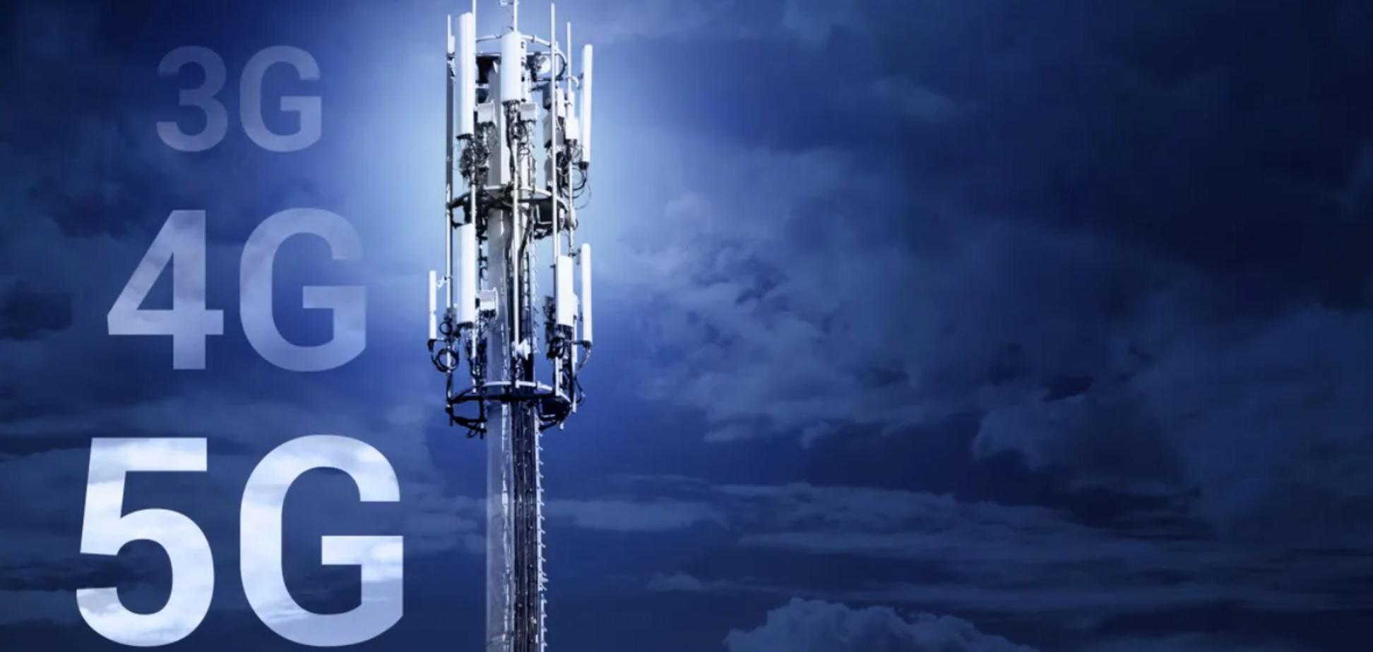 Местные власти нескольких городов Украины выступили против установления станций мобильной связи
