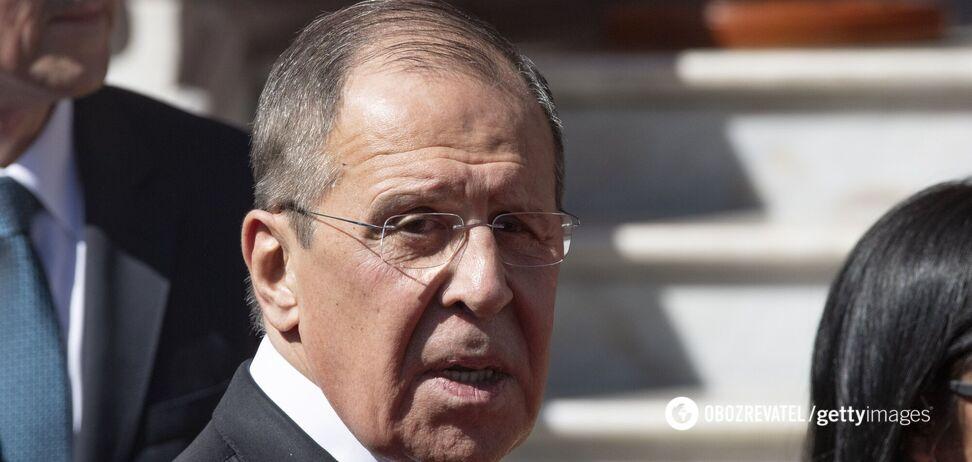 Слова застряли в горле Лаврова, Кремль опять на обочине