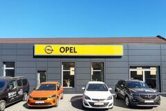 В Одессе открылся новый дилер бренда Opel