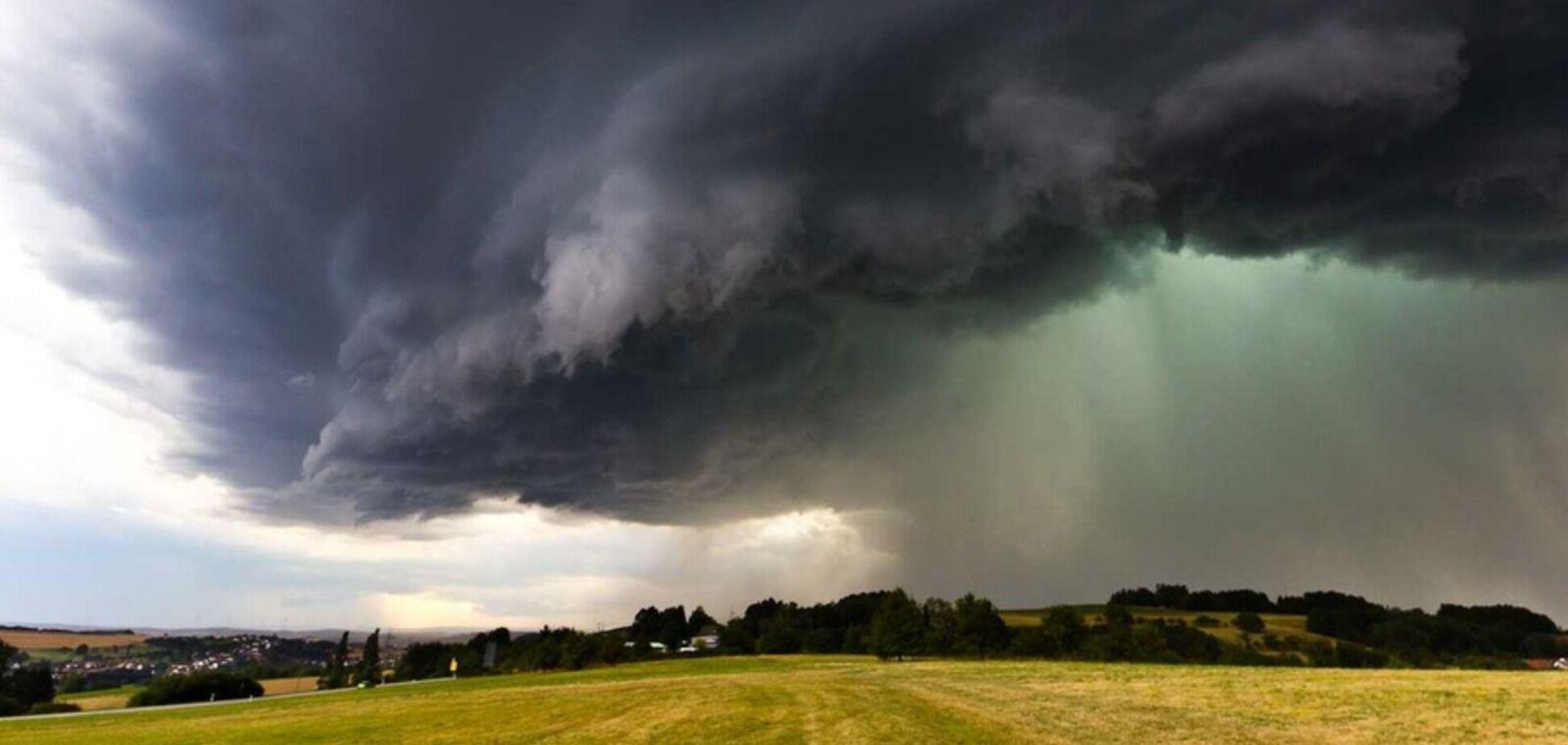 В Украине ожидается похолодание с дождями