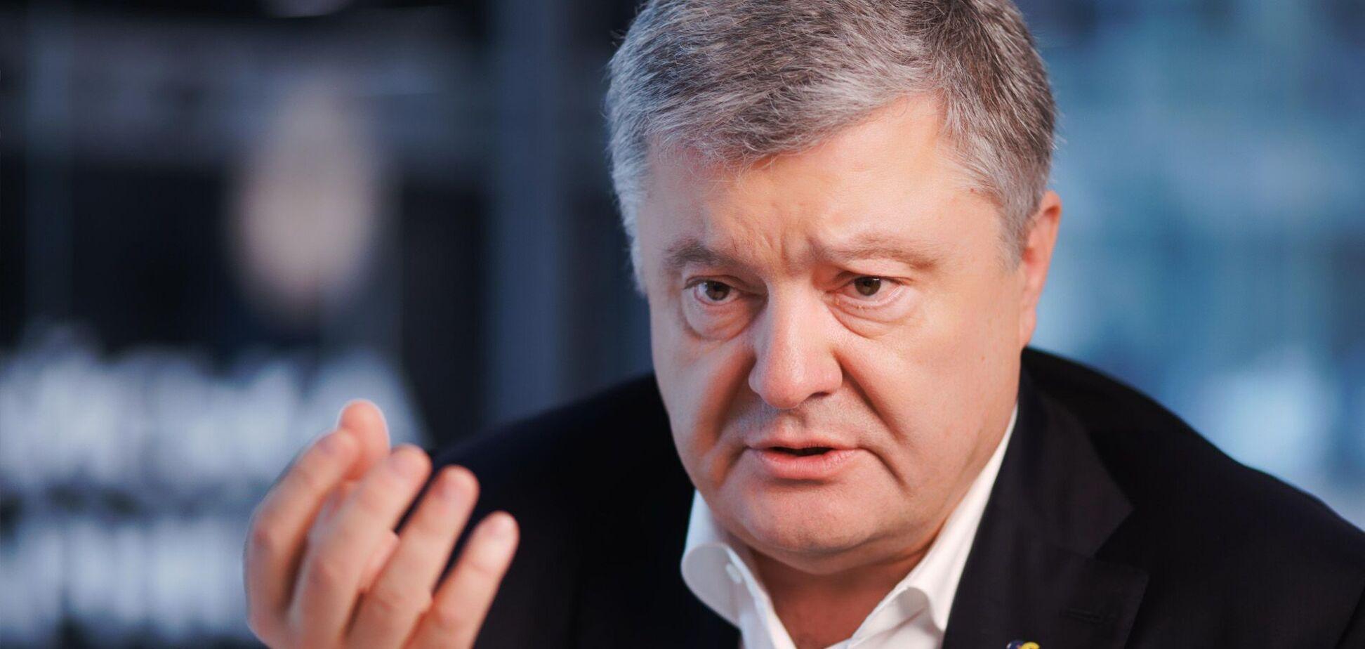 Порошенко призвал провести прозрачный конкурс на должность руководителя САП. Фото: Украинская правда