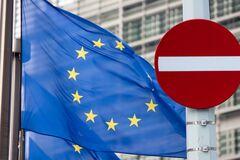 ЕС окончательно отказался снять санкции с 'Роснефти'