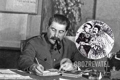 Историки напомнили о фото, доказывающих сотрудничество между Гитлером и Сталиным
