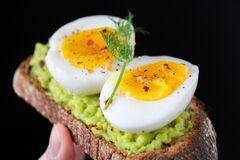 Яєчна дієта передбачає споживання до шести яєць на день