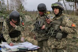 Воїни ЗСУ на Донбасі дотримуються умов перемир'я