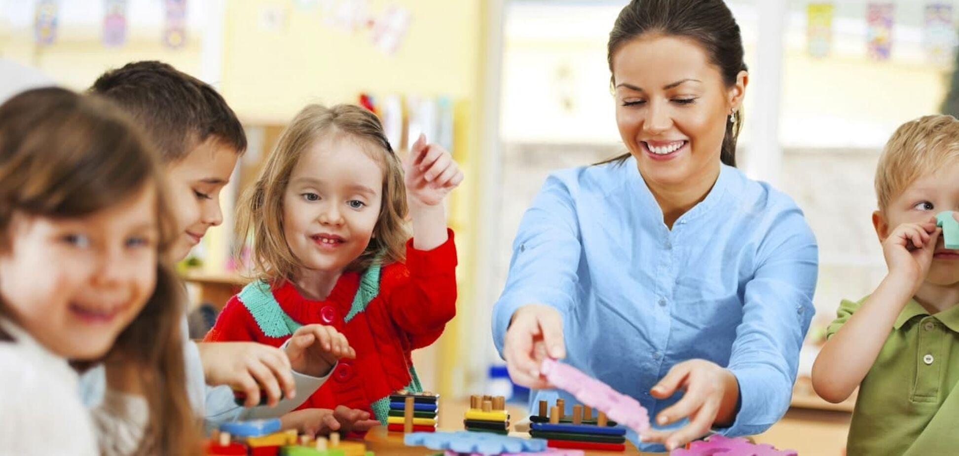 В День воспитателя поздравляют всех работников дошкольных образовательных учреждений