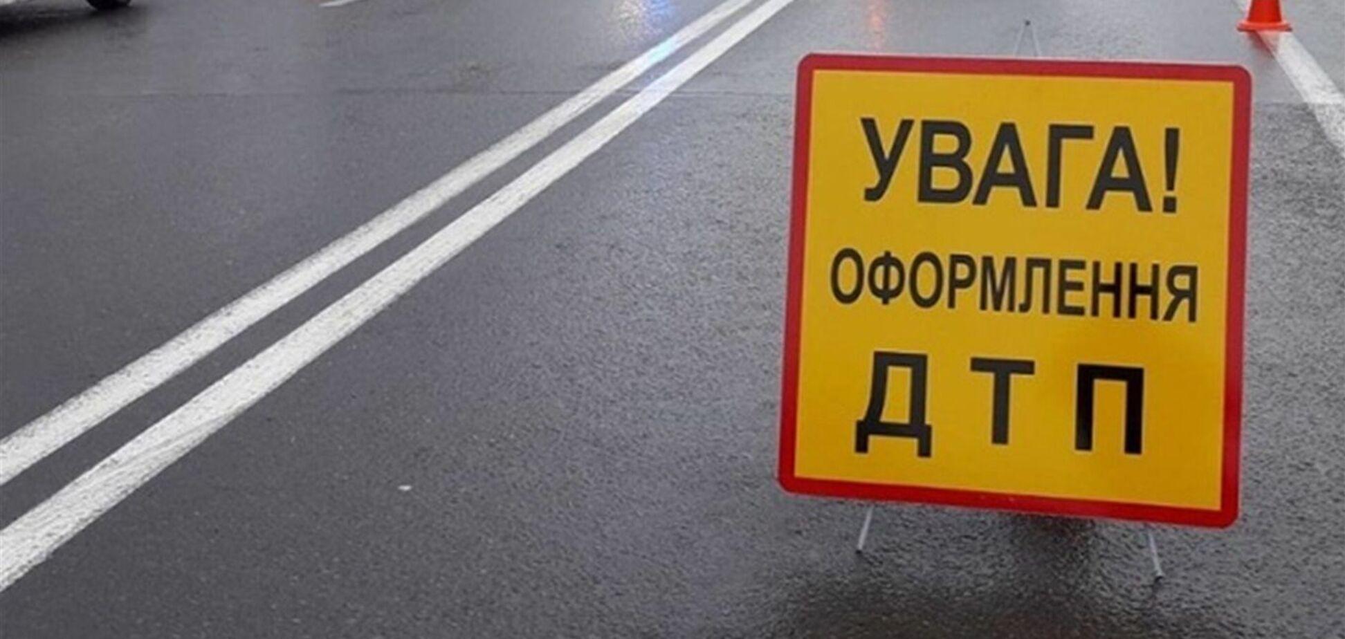 В Днепре в результате ДТП пострадал 9-летний мальчик. Источник: Золотоноша.City