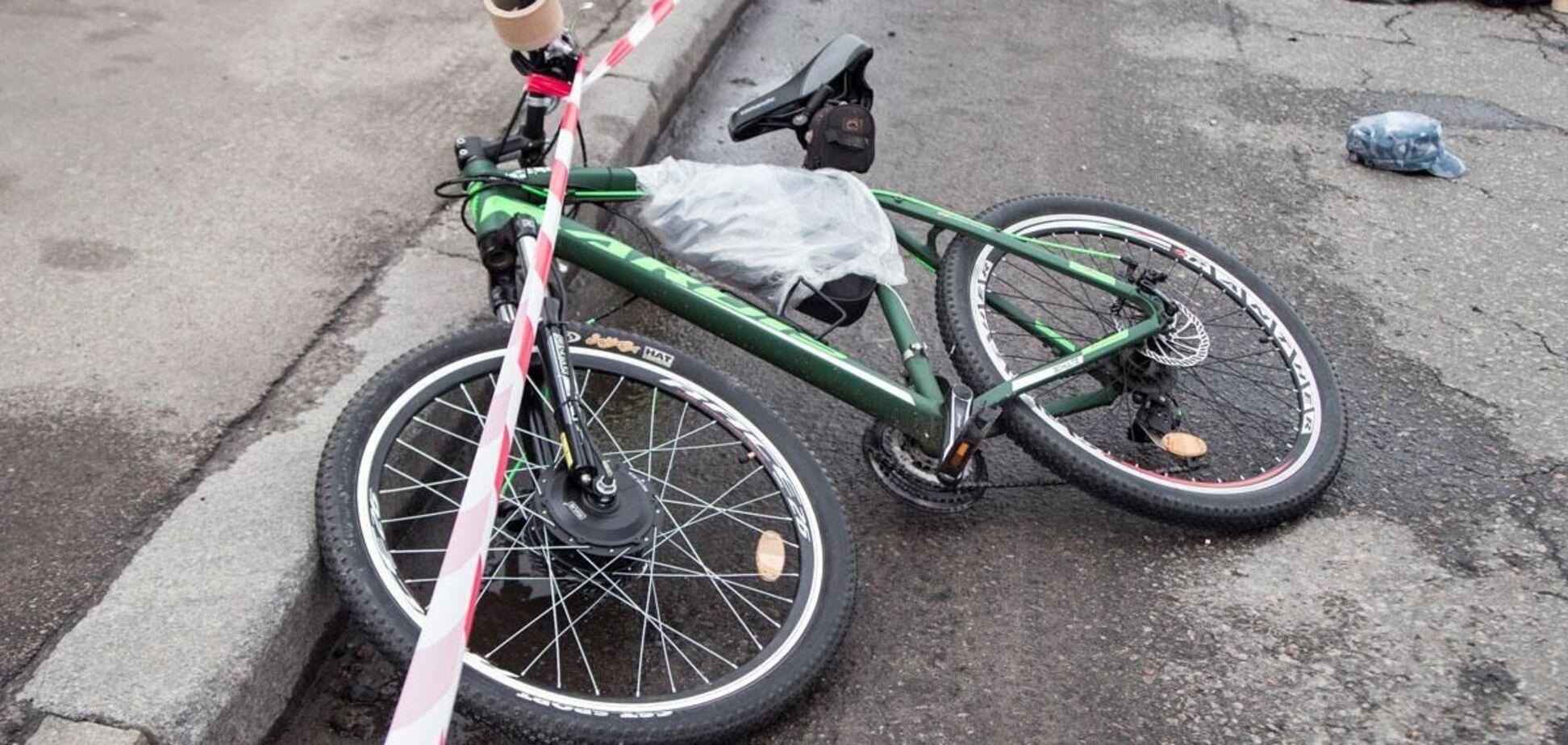 На Рівненщині хлопець загинув, впавши з велосипеда через поштовх