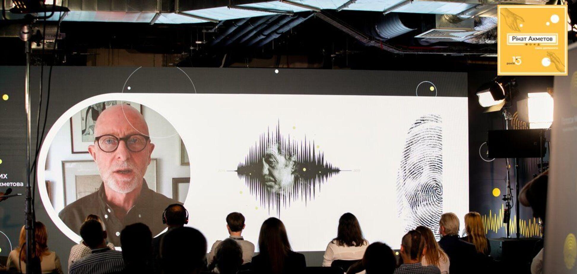 Фонд Ріната Ахметова презентував концепцію онлайн-музею 'Голоси Мирних'