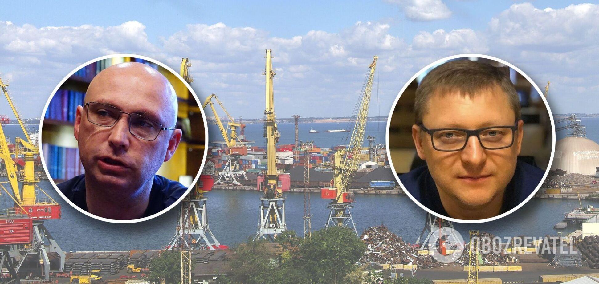 Орест Фірманюк і Ігор Резнік обмінялися гучними звинуваченнями