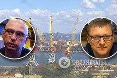 Орест Фирманюк и Игорь Резник обменялись громкими обвинениями