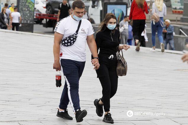 Коронавирус в Киеве