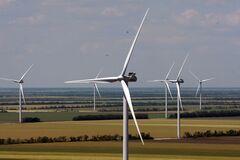 Украина нарушает договоренности с инвесторами в зеленую энергетику