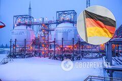 В Германии захотели помочь России с финансированием нового газового проекта