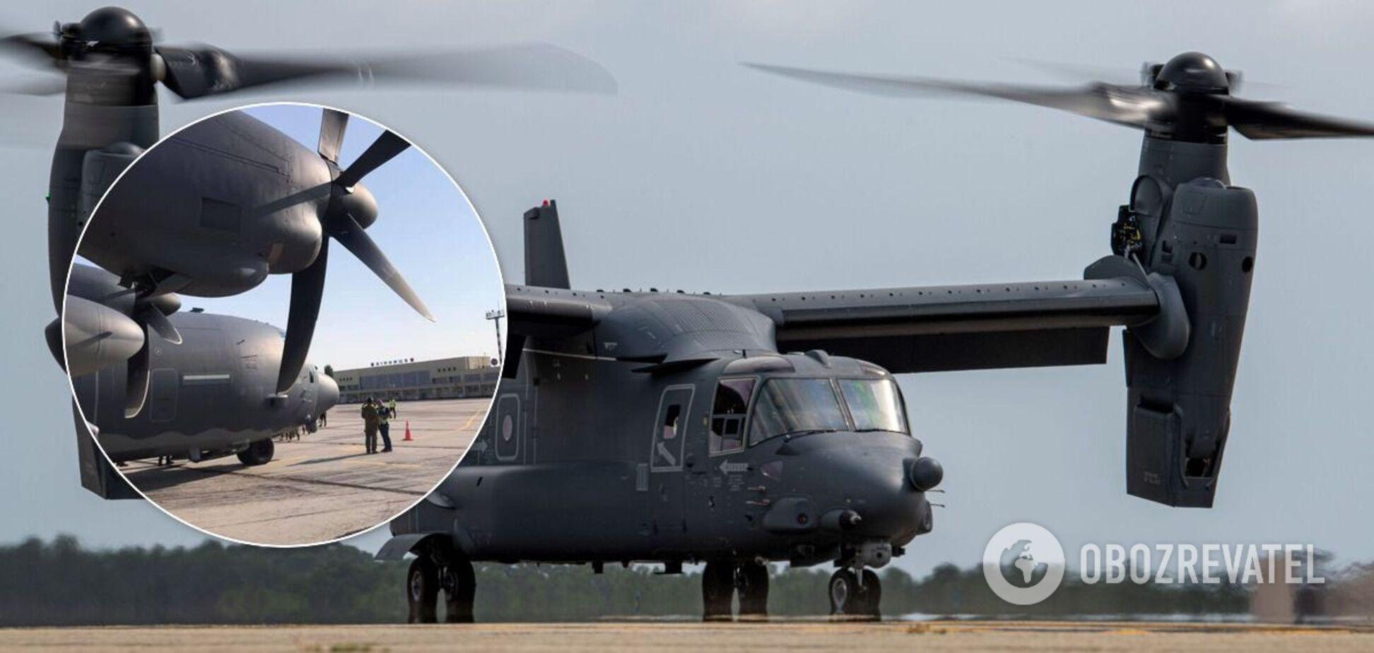 В Винницу прибыла авиация НАТО