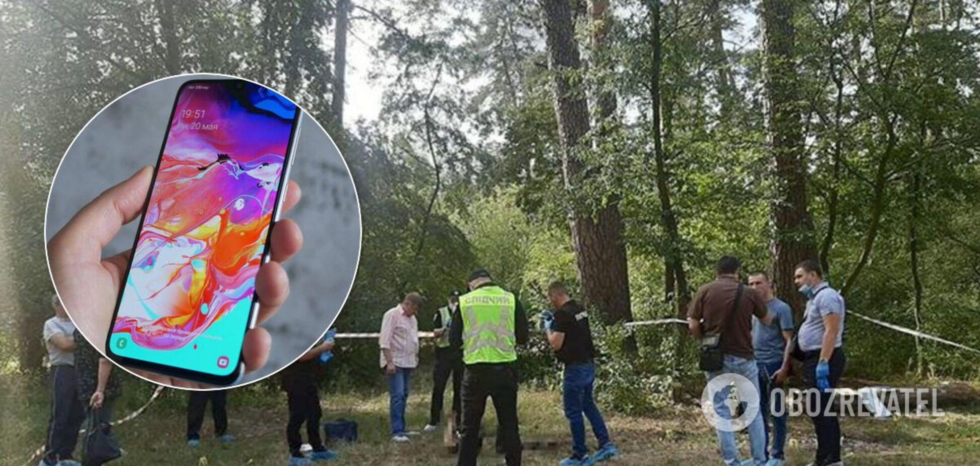 В Киеве мужчине перерезали горло за мобильный телефон. Фото 18+