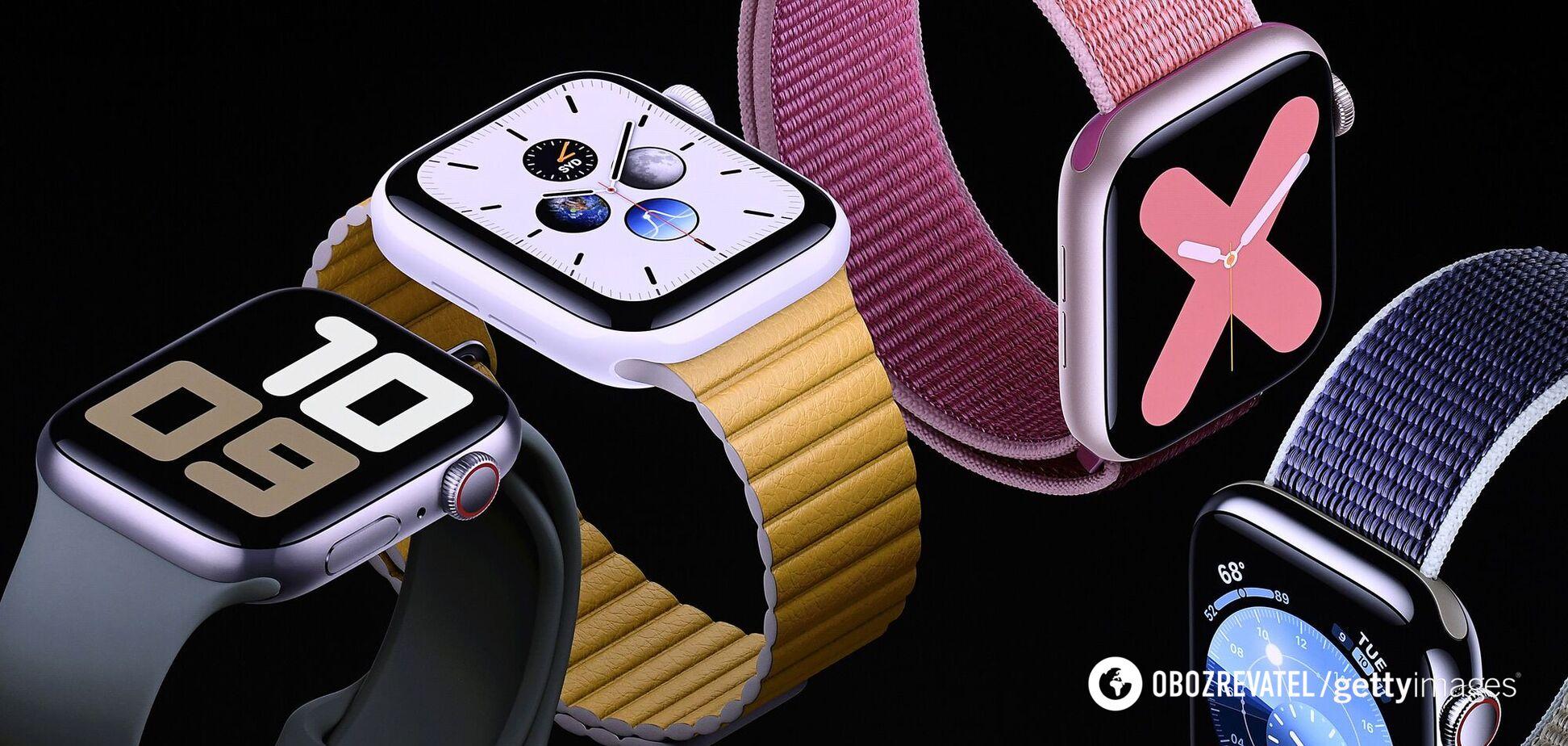 В Україні відкрили попередній продаж на Apple Watch Series SE: скільки коштують і де купити