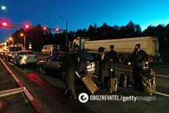 Паломники уезжают вглубь Беларуси