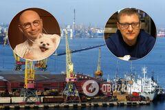 'Буває у мене вдома!' Головний 'одеський контрабандист' влаштував розборки з борцем з контрабандою з ДМС