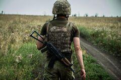 Войска России обстреляли ВСУ у Новоалександровки