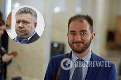 Игорь Головань и Александр Юрченко