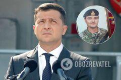 Зеленский присвоил звание Героя Украины Юрию Горайскому