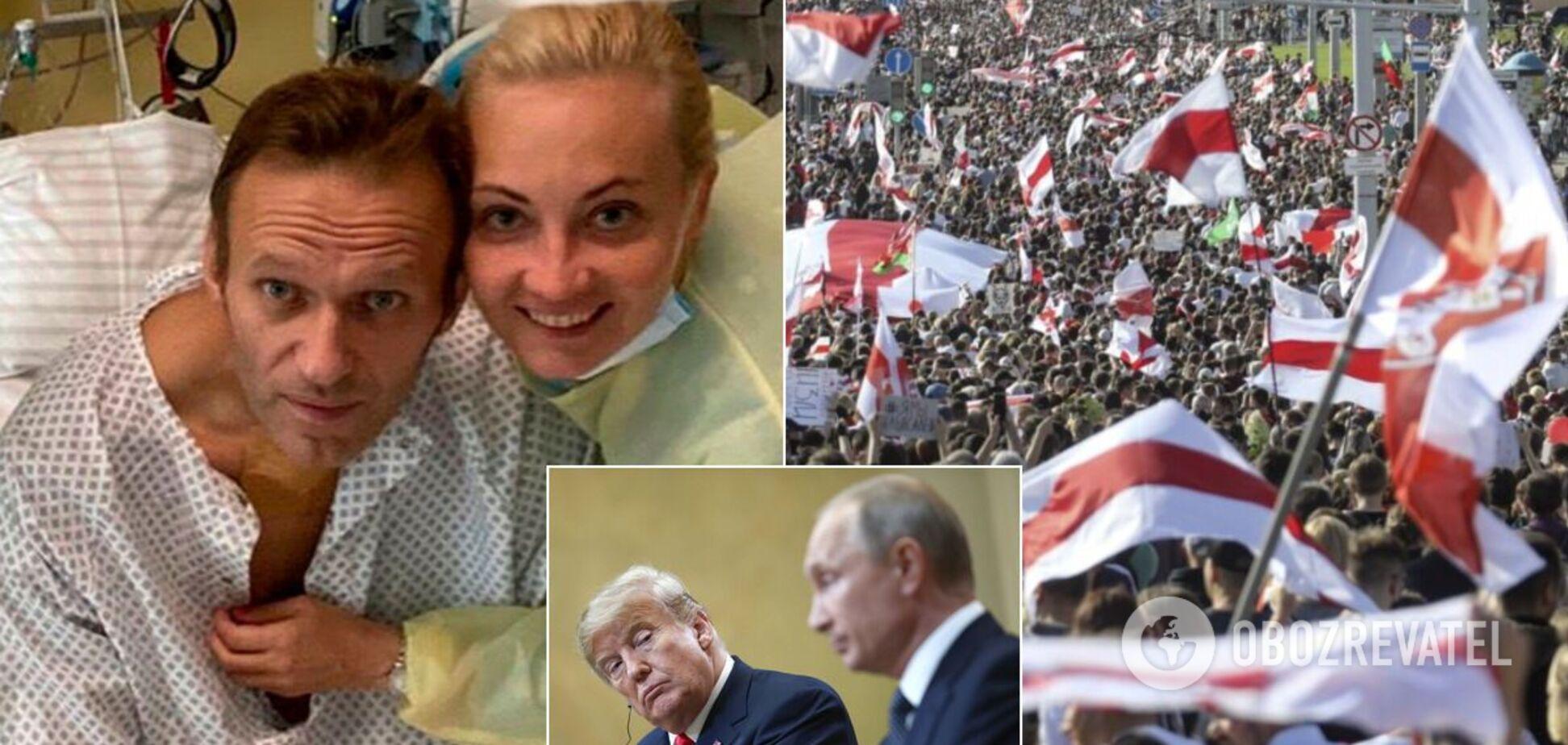 Август – месяц катастроф в России