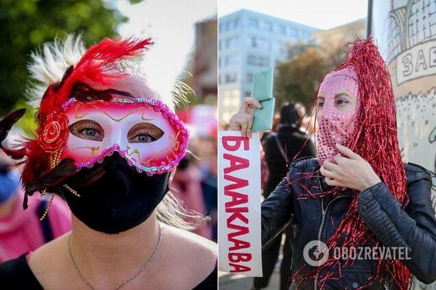 Білоруски вийшли на марш у Мінську