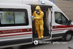 В Украине зафиксировали рекорд госпитализаций с COVID-19