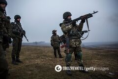 Террористы обстреляли позиции ВСУ на Донбассе, есть раненый от взрыва – штаб ООС