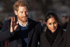 Обнародована цена публичного выступления принца Гарри и Меган Маркл