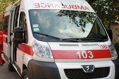 В Киеве произошло ДТП со скорой