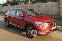Новый налог для автолюбителей, Renault украинской сборки и другие новости недели