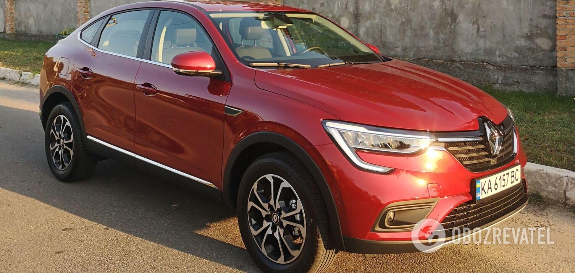 Новий податок для автолюбителів, Renault українського складання та інші новини тижня