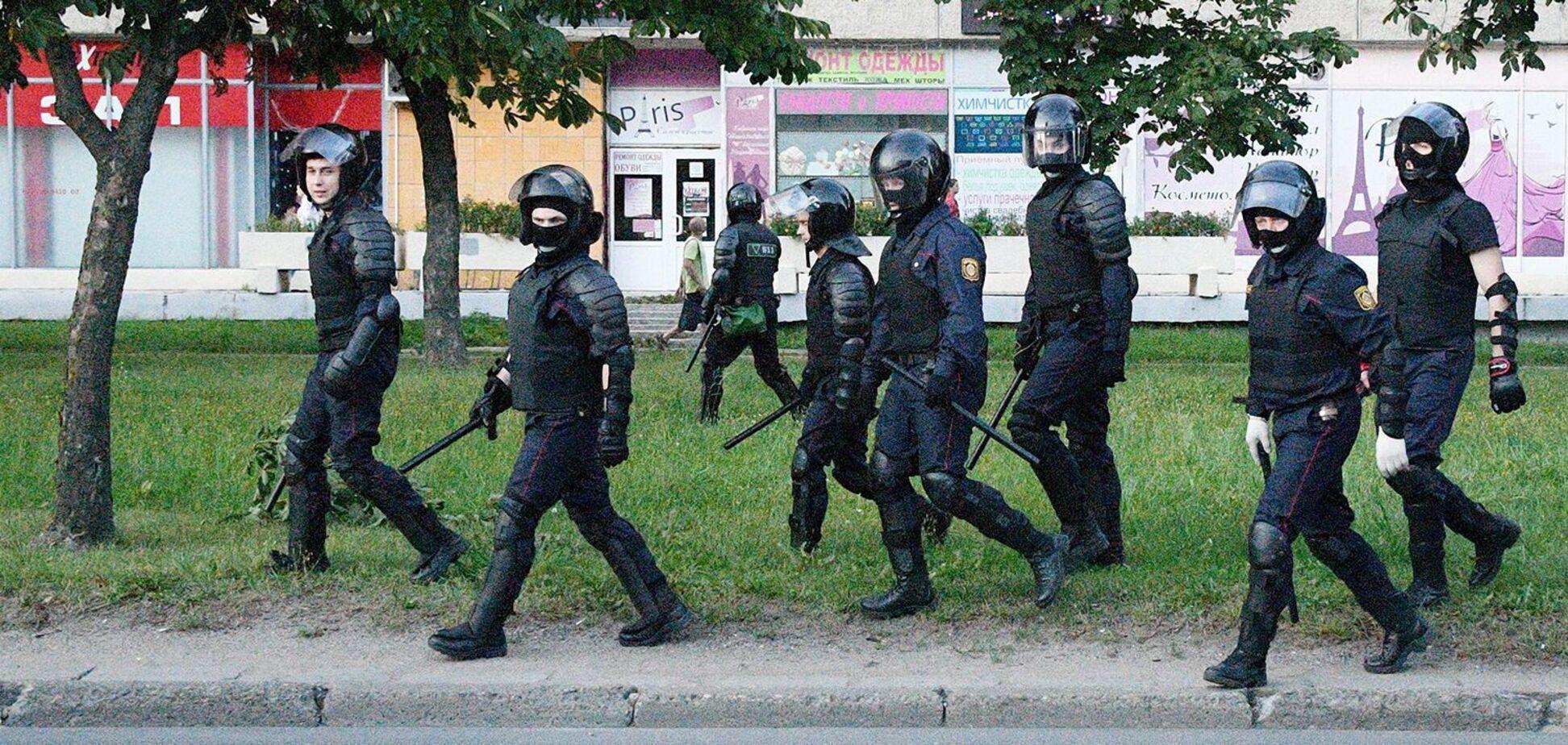 В Беларуси опубликованы данные сотрудников МВД. Фото: Газета.ру