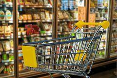 Супермаркет. Иллюстрация