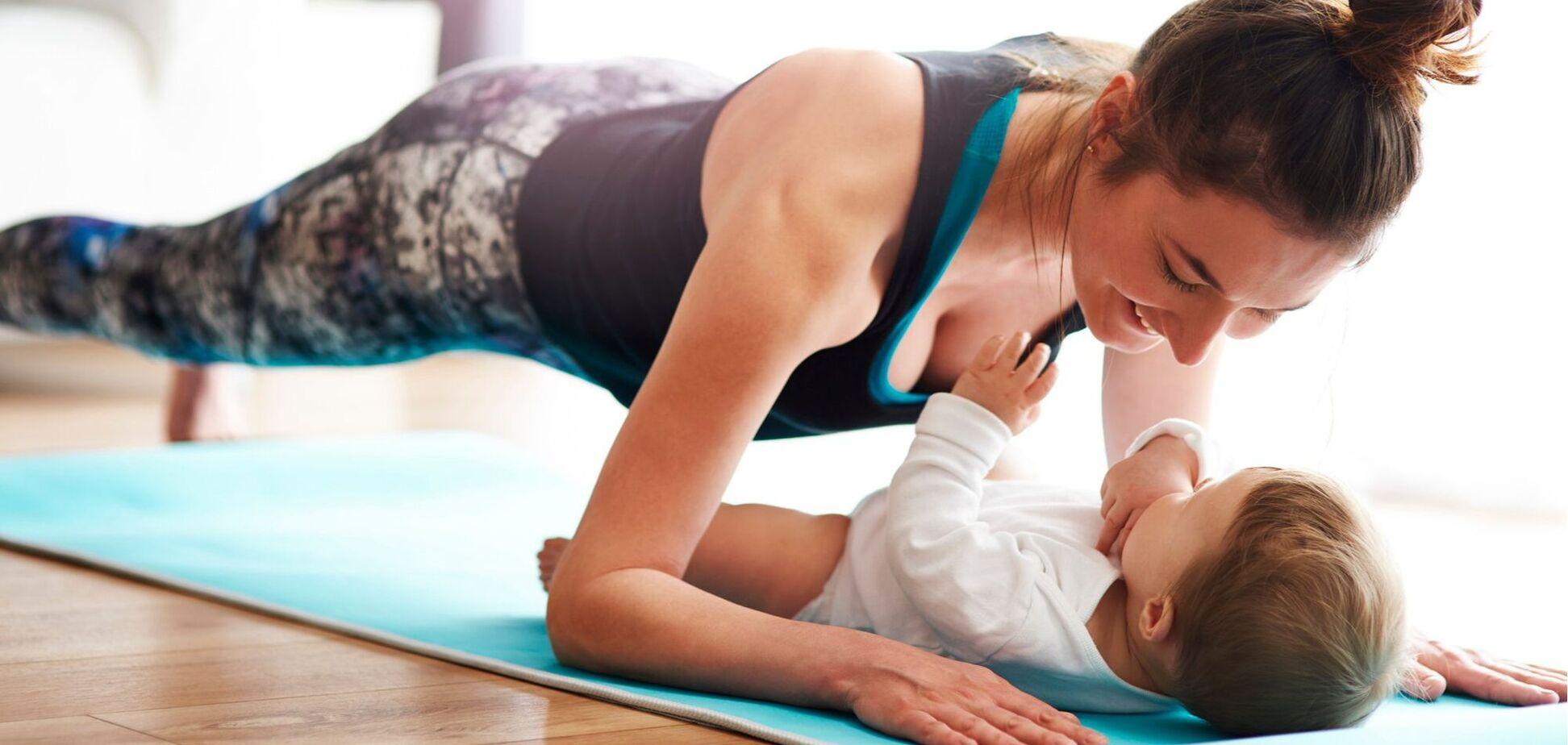 Анита Луценко посоветовала, как восстановить фигуру после родов